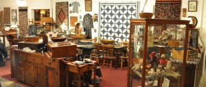 Antiques Booth 2