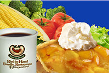 Bird-in-Hand Family Restaurant - coffee & pie