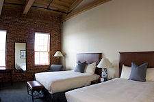 Cork Factory Hotel - guest room