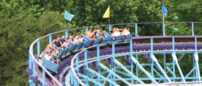 Everyone will find something fun here, but kids 10 and up might prefer the bigger thrill rides at nearby Hershey Park. If you think this might be your crew, consider purchasing discount combo tickets—made possible by the fact that Hershey and Dutch Wonderland have the same owners.