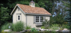 Homeplace Structures - chalet