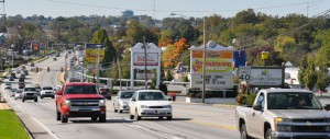 Route 30 - The Lincoln Highway