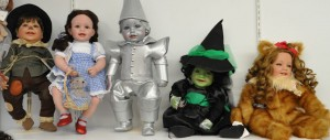 Dolls from Oz