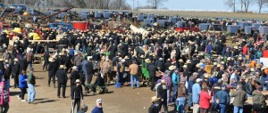Gordonville Spring Auction & Mud Sale