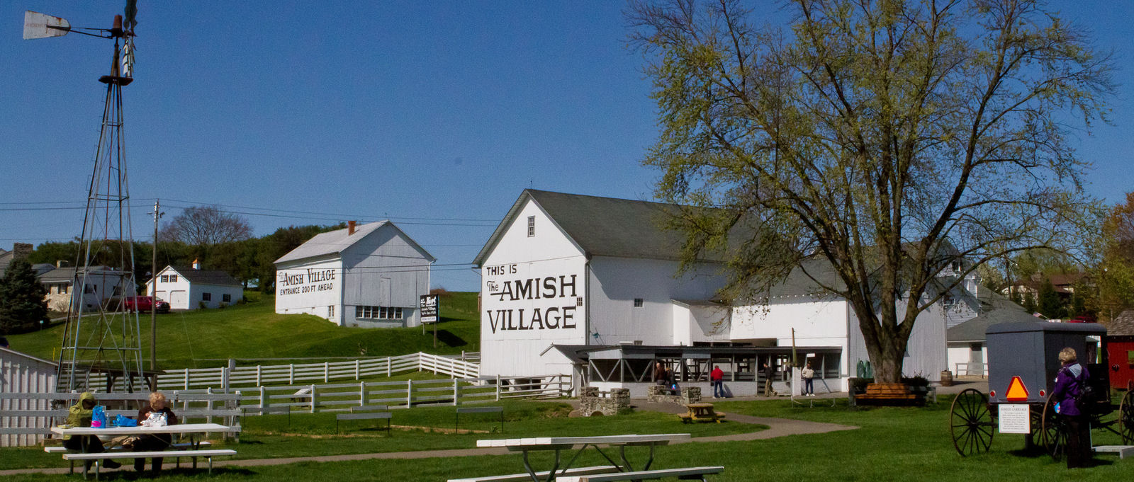 an overview of the amish culture In the amish community of lancaster, the lunch pail problem of the 1970's  became an important issue as farmland became scarce and expensive, more  and.