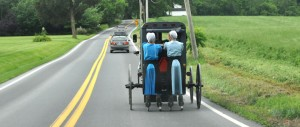 Photographing the Amish