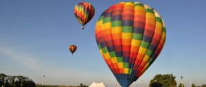 Hot Air Balloon Festival in Gap, PA
