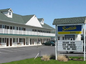 Scottish Inn exterior