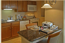 Eden Suite Kitchenette