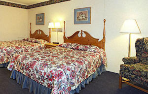 Mill Stream Country Inn guest room