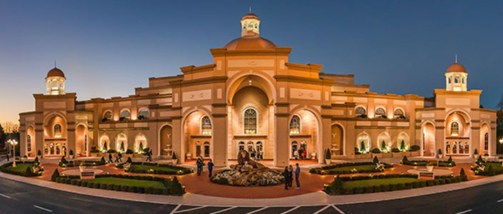 Sight & Sound Theatres are located in Branson, Missouri and Lancaster County, Pennsylvania. Shows at Sight & Sound Theatres are Biblically-based and focus on topics such as: Genesis, Moses, Noah, Joseph, Daniel, Jonah, and Ruth, as well as shows about the birth and life of Jesus.