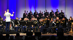 The US Army Concert Band - Long's Park in Lancaster, PA