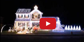 Outdoor Christmas Lights Displays In and Around Lancaster County