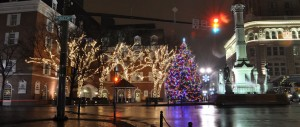 """Lancaster PA Selected One of the """"10 Best Small Towns for the Holidays"""""""