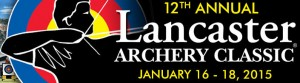 The Target is Set for the Lancaster Archery Classic