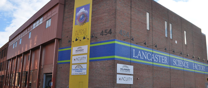 Lancaster Science Factory Things To Do Lancasterpa Com