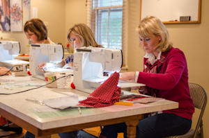 Old Country Store Sewing & Quilting Classes