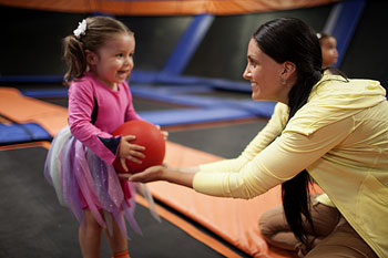 Sky Zone for Toddlers