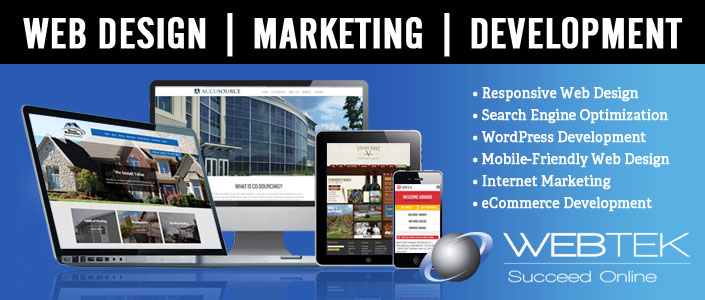WebTek - Web Design, Internet Marketing, SEO - LancasterPA.com